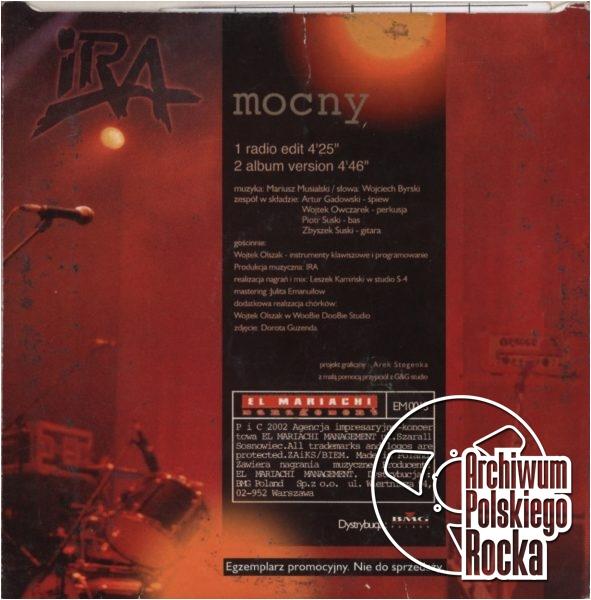 Ira - Mocny