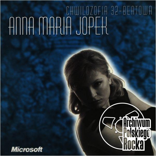 Anna Maria Jopek - Chwilozofia 32-beatowa