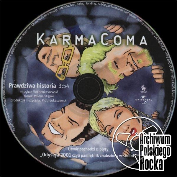 Karmacoma - Parwdziwa historia