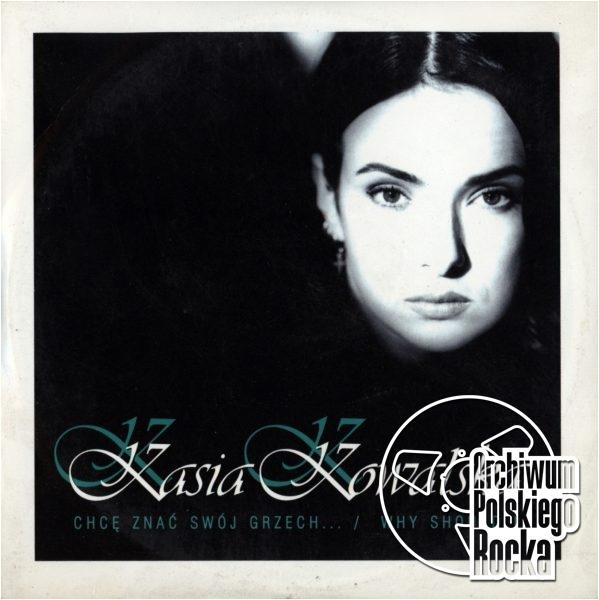 Kasia Kowalska - Chcę znać swój grzech