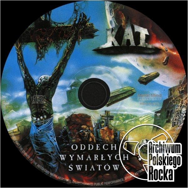 Kat - Oddech umarłych światów