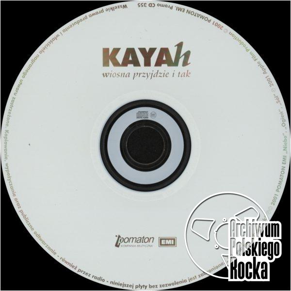 Kayah - Wiosna przyjdzie i tak