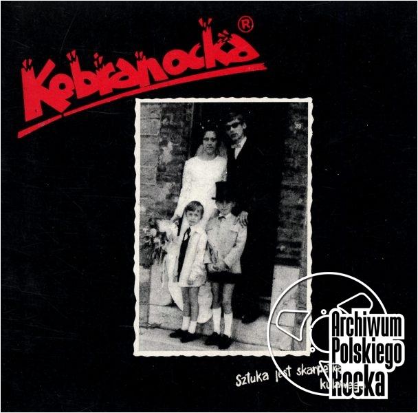 Kobranocka - Sztuka jest skarpetką kulawego