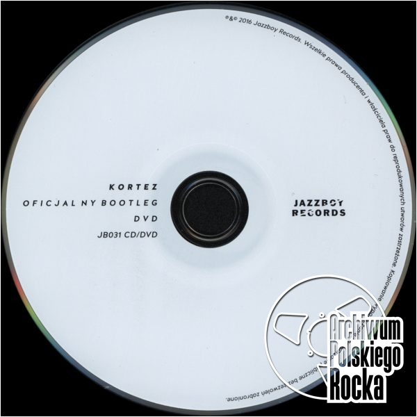 Kortez - 02.04.2016 / Kraków / Klub Studio / Oficjalny bootleg