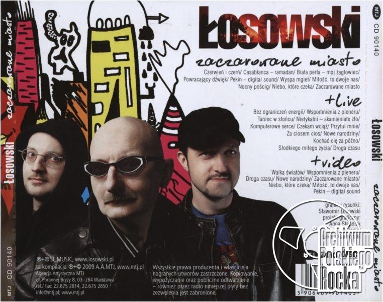 Łosowski - Zaczarowane miasto