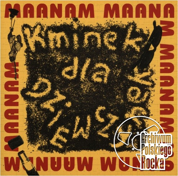 Maanam - Kminek dla dziewczynek