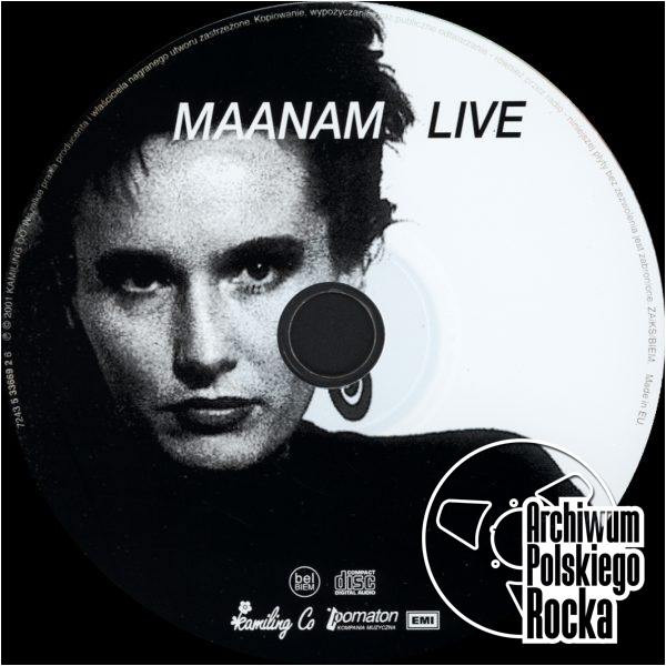 Maanam - Night Patrol / Live