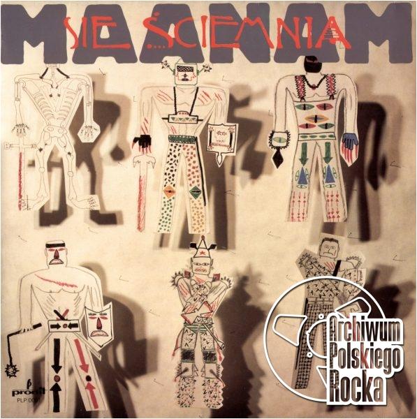Maanam - Sie ściemnia