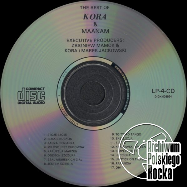 Maanam - The Best Of Kora & Maanam, vol. 1