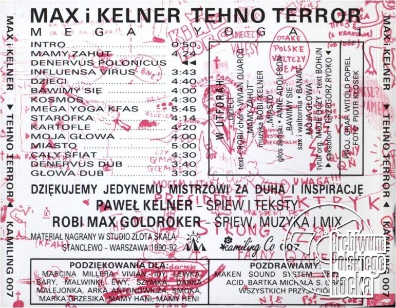 Max i Kelner - Tehno terror