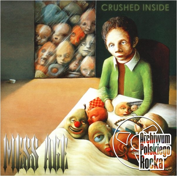 Mess Age - Crushed Inside