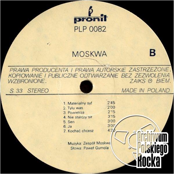 Moskwa - Moskwa