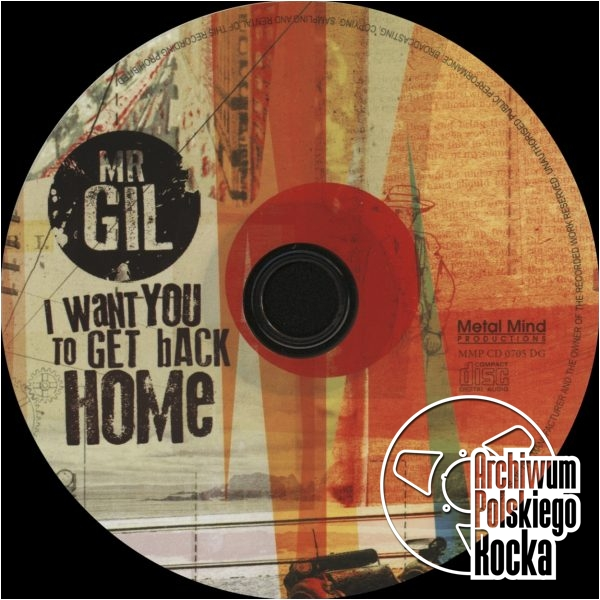 Mr Gil - I Want You To Get Back Home