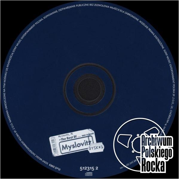 Myslovitz - The Best Of...