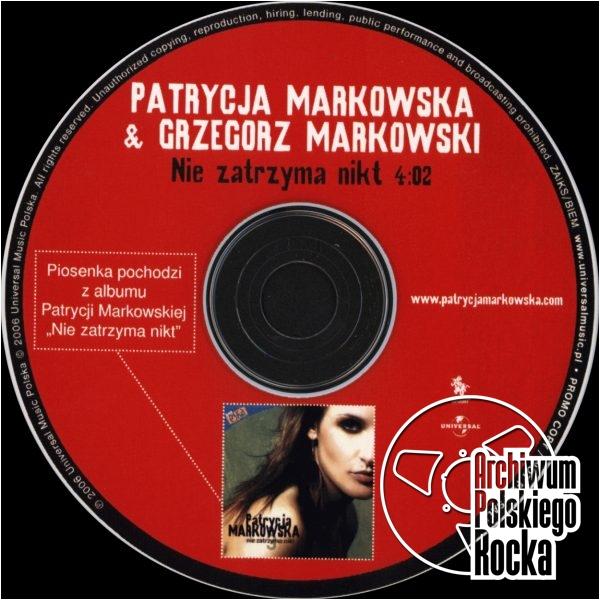 Patrycja Markowska - Nie zatrzyma nikt