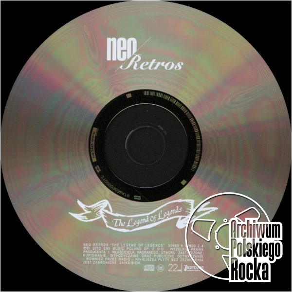 Neo Retros - The Legend of Legends