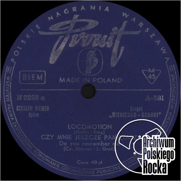 Niebiesko Czarni - Locomotion