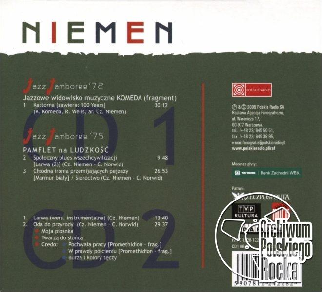 Niemen, Czesław - Kattorna / Pamflet na ludzkość