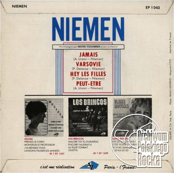 Niemen - Jamais