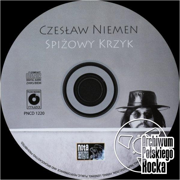 Niemen, Czesław - Spiżowy krzyk