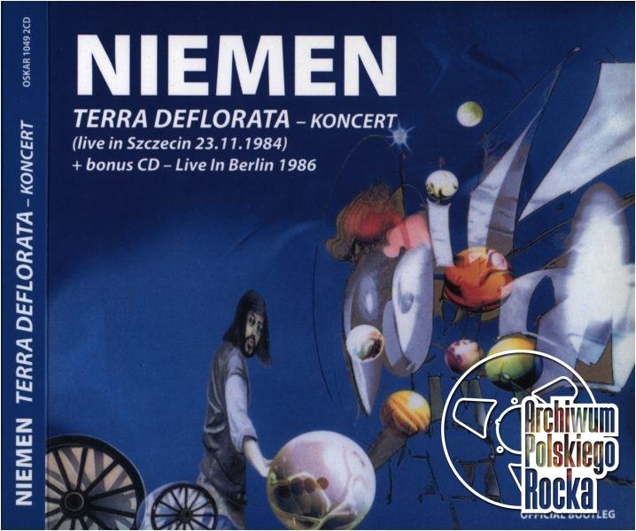 Niemen - Terra deflorata - Koncert
