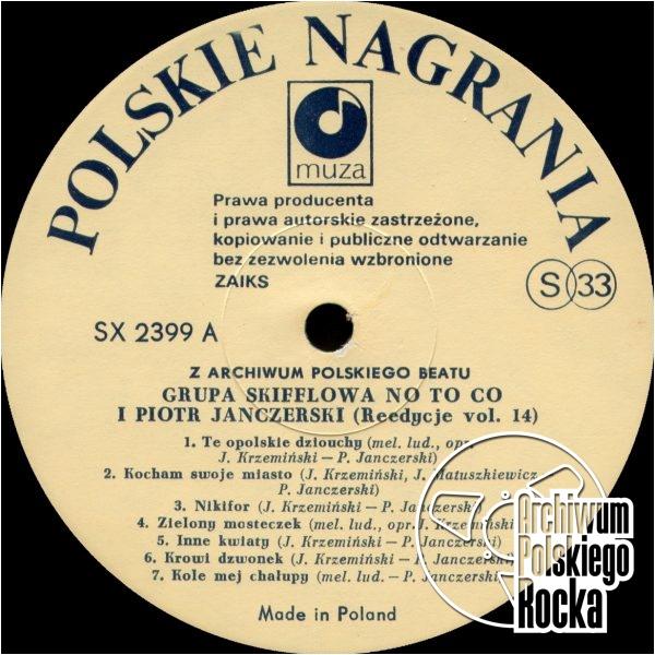 No To Co - 45 RPM: Kolekcja czwórek