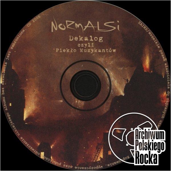 Normalsi - Dekalog czyli piekło muzykantów
