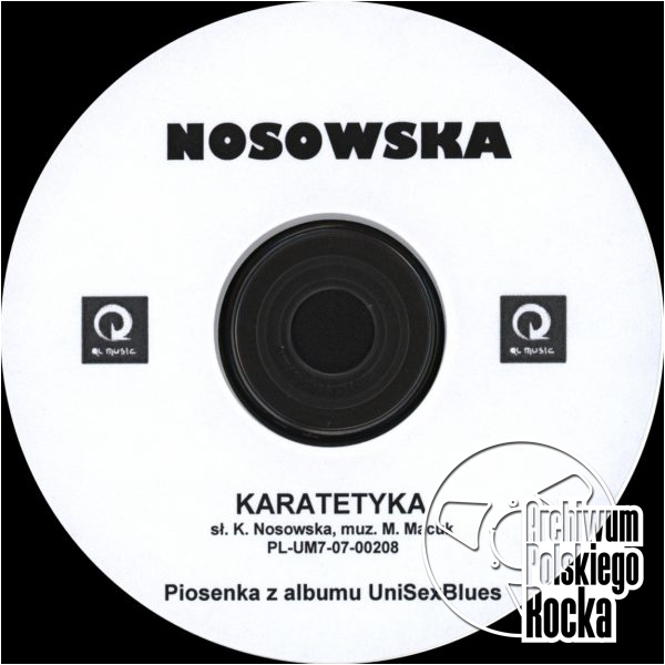 Nosowska - Karatetyka