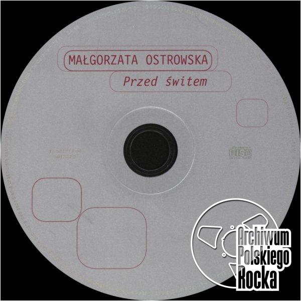 Ostrowska, Małgorzata - Przed świtem
