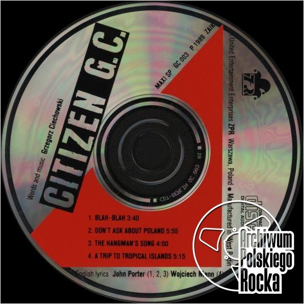 Obywatel G. C. - Citizen G. C.