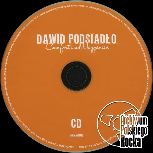 Dawid Podsiadło - Comfort And Happiness