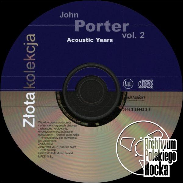 John Porter - Acoustic Years