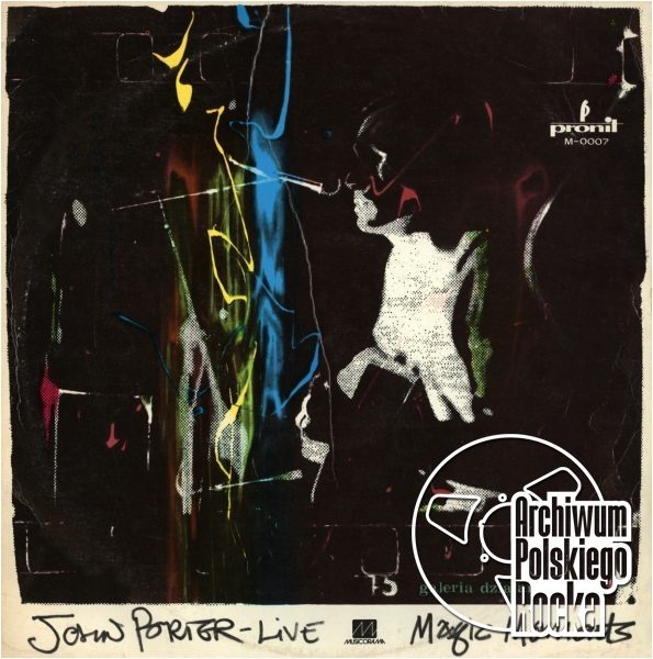 John Porter - Magic Moments