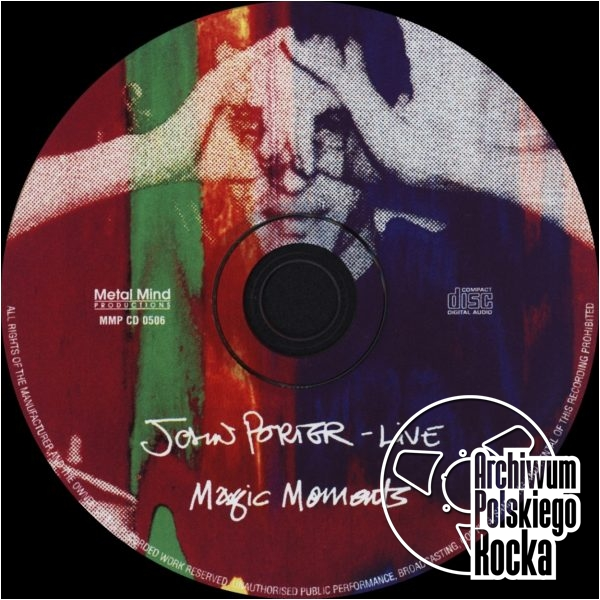 Porter, John - Magic Moments