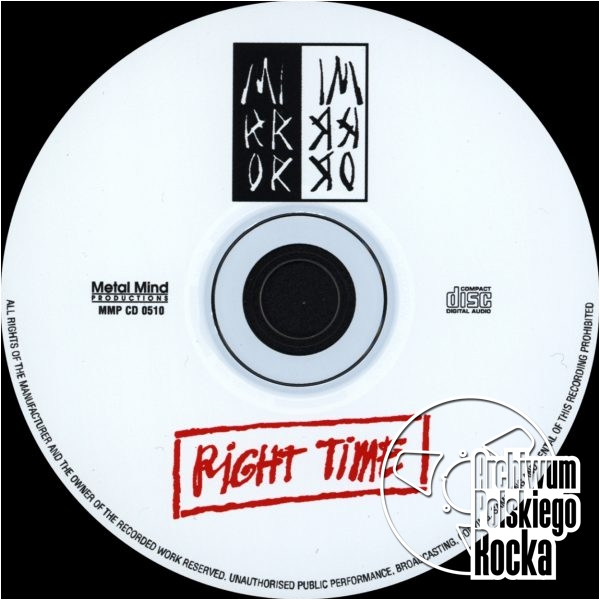 Mirror - Right Time