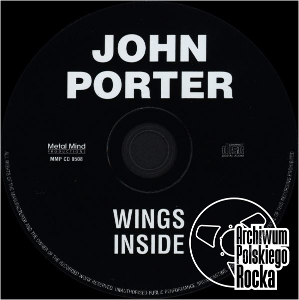 Porter, John - Wings Inside