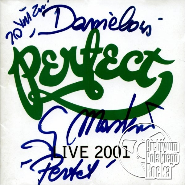 Perfect - Live 2001