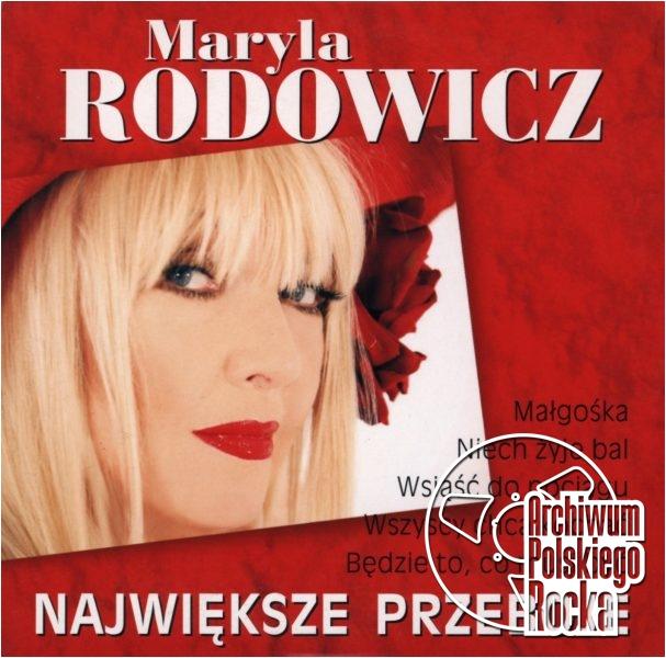 Rodowicz, Maryla - Największe przeboje