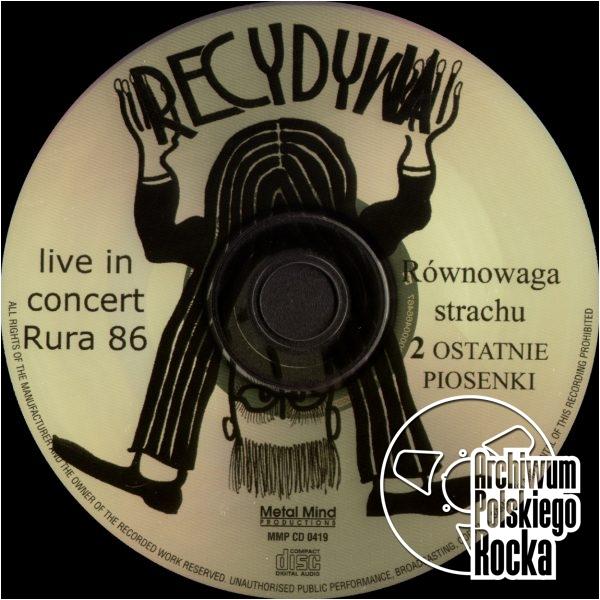 Recydywa - Live in Concert Rura 86