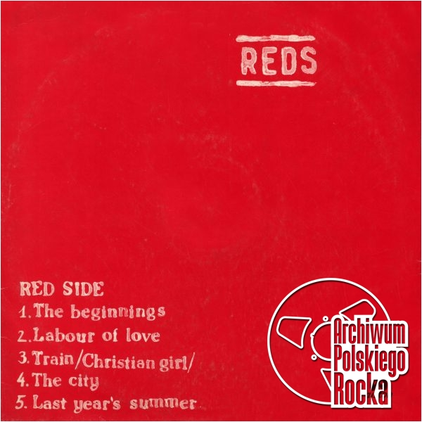 Reds - Changing Colours