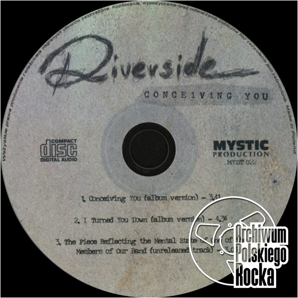 Riverside - Conceiving You