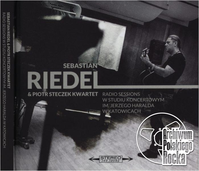 Sebastian Riedel - Radio Sessions w studiu koncertowym im. Jerzego Haralda w Katowicach