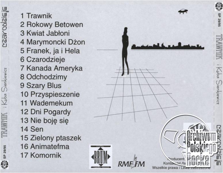 Trawnik i Kuba Sienkiewicz - Czarodzieje