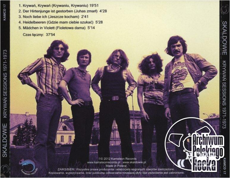 Skaldowie - Krywań Sessions 1971 - 1973