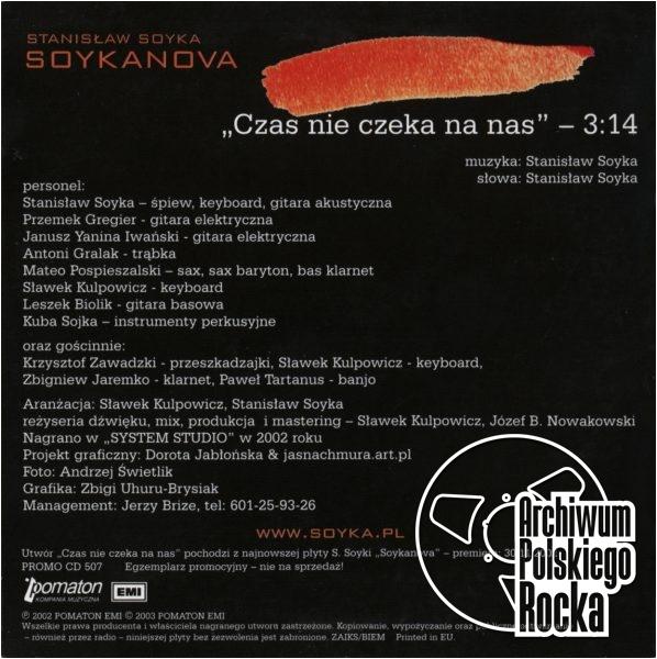 Stanisław Soyka - Czas nie czeka na nas