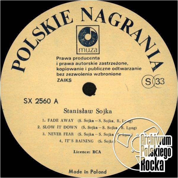 Sojka, Stanisław - Stanislaw Sojka