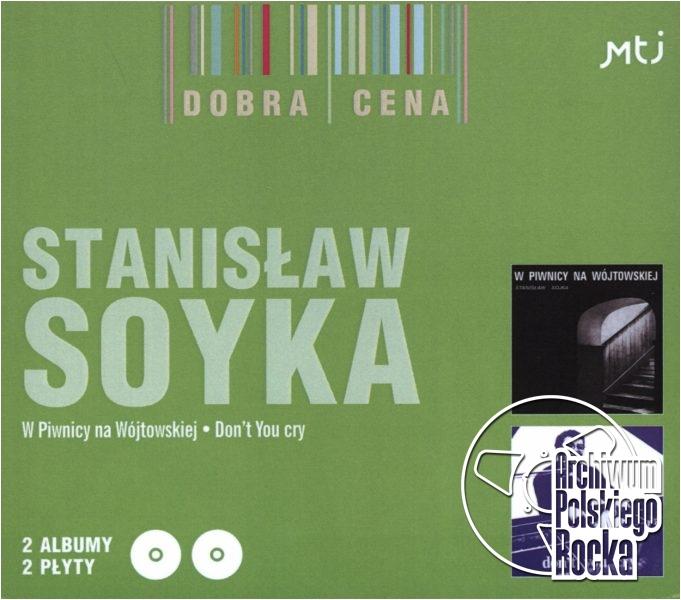 Stanisław Soyka - W piwnicy na Wójtowskiej / Dont You Cry