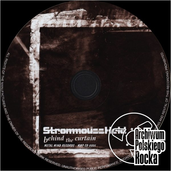 StrommoussHeld - Behind The Curtain