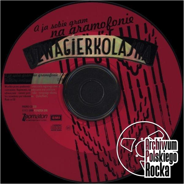 Szwagierkolaska - A ja sobie gram na gramofonie