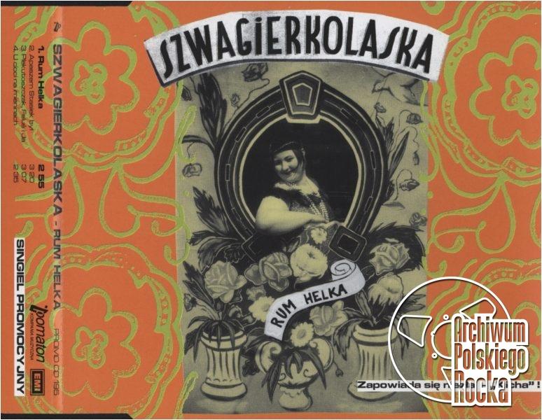 Szwagierkolaska - Rum Helka